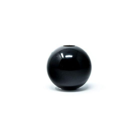 Ball Gag, black, 38 mm - SelfDelve-Onlineshop